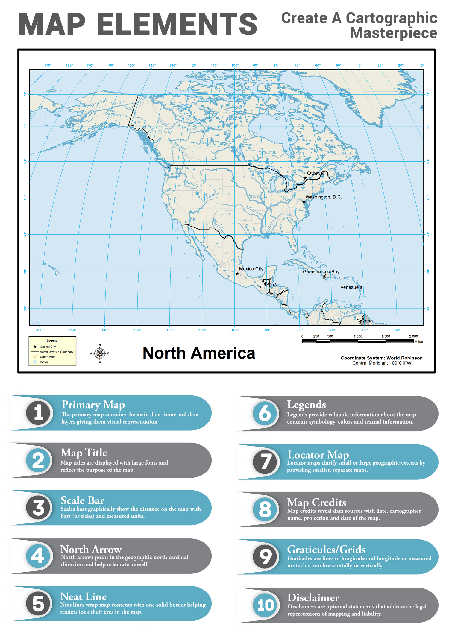 Map Making Checklist How To Create Epic Maps