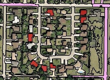 Define land cover samples