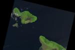 Landsat Program: Hawaii Island Volcano (Landsat-8)