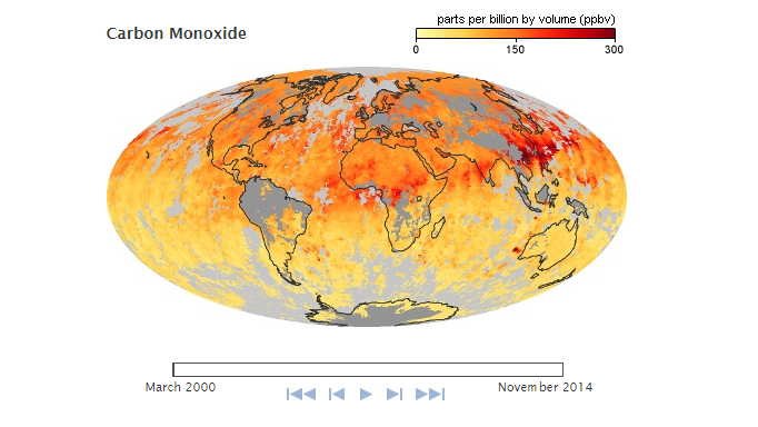 Climate Change Effects Explained In Maps GIS Geography - Us climate overlays google maps
