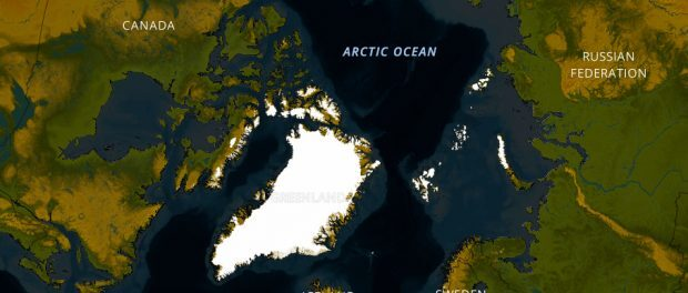 5 Maps that Explain the Arctic GIS Geography