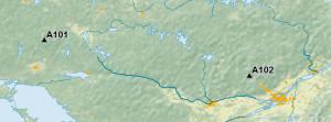 Mountain Survey Sites