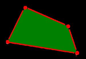 Vector Data Type Polygon