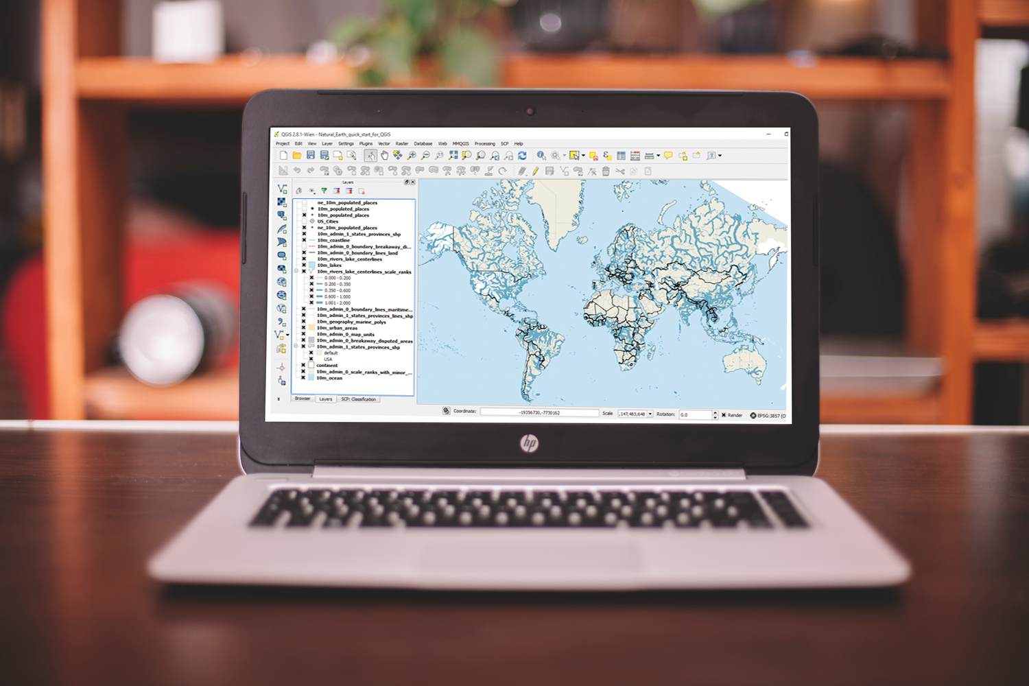 Making the grade with a gis online certificate program gis geography xflitez Images