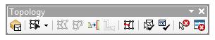 Topology Toolbar