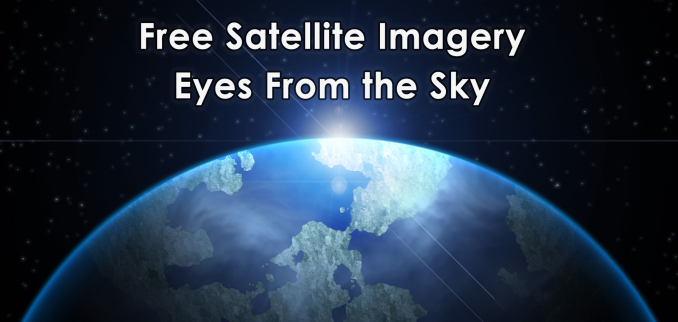 Free Satellite Imagery Data Sources GIS Geography - Most current satellite maps
