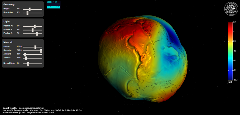 geoid viewer
