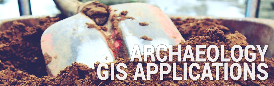 Archaeology GIS Applications