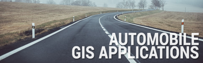 Automobile GIS Applications