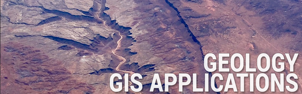 Geology GIS Applications