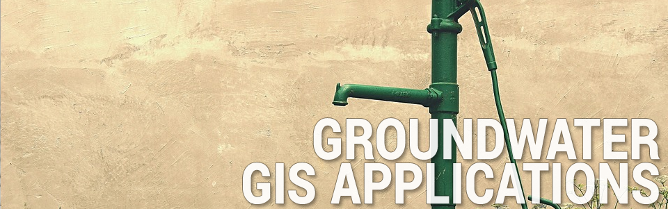 Groundwater GIS Applications