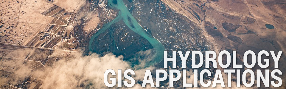 Hydrology GIS Applications