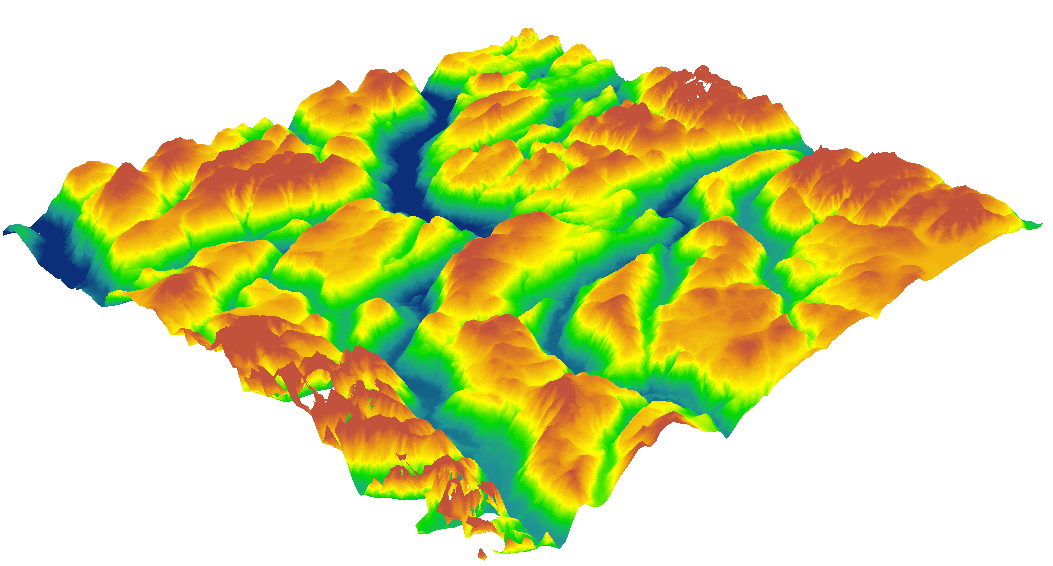 Free Global DEM Data Sources Digital Elevation Models GIS - Aster gdem free download