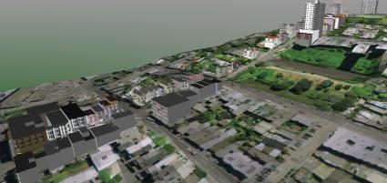 Maptitude 3D