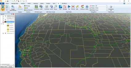 Geomedia Counties