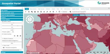 Smart M.Apps Geospatial Portal