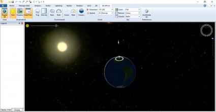 Geomedia Globe 3D