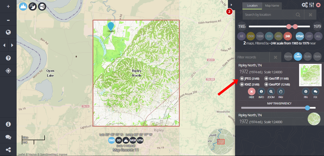 How To Download USGS Topo Maps For Free GIS Geography - Migrate us topo free maps to pro versino