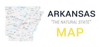 Arkansas Map Feature