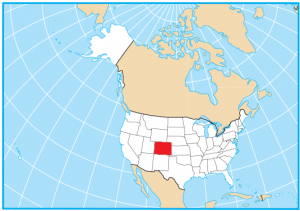 Colorado Map Extent