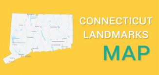 Connecticut Landmarks Map Feature