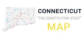Connecticut Map Feature