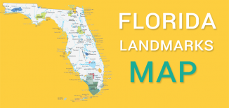 Florida Landmarks Map Feature