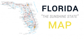 Florida Map Feature