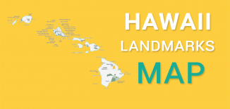 Hawaii Landmarks Map Feature