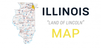 Illinois Map Feature