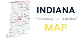 Indiana Map Feature