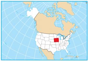 Iowa Map Extent