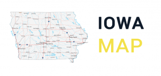 Iowa Map Feature