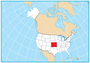 Kansas Map Extent