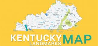Kentucky Landmarks Map Feature