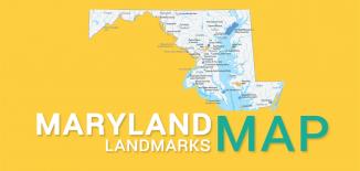 Maryland Landmarks Map Feature