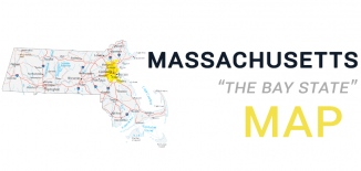Massachusetts Map Feature