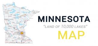 Minnesota Map Feature
