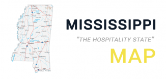 Mississippi Map Feature