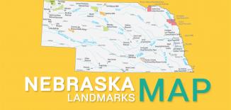 Nebraska Landmarks Map Feature