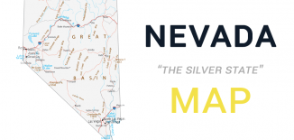 Nevada Map Feature
