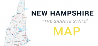 New Hampshire Map Feature