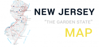 New Jersey Map Feature