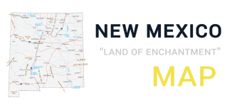 New Mexico Map Feature