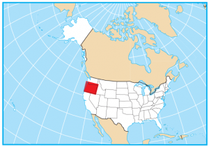 Oregon Map Extent