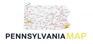 Pennsylvania Map Feature