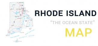Rhode Island Map Feature