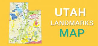 Utah Landmarks Map Feature