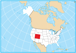 Utah Map Extent