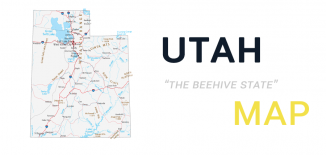 Utah Map Feature
